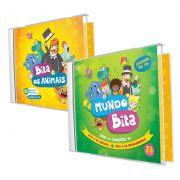 2 CDs com preço especial