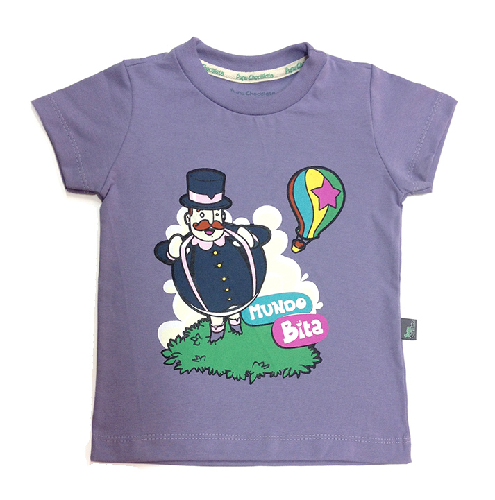 Camiseta Balão do Bita  - Lojinha do Bita