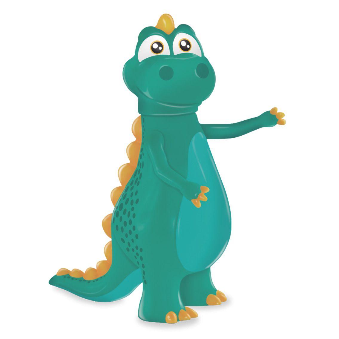 Boneco Vinil Dinossauro