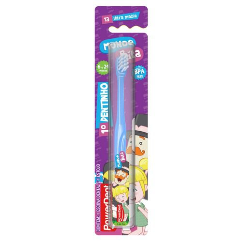 Escova Primeiro Dentinho  - Lojinha do Bita