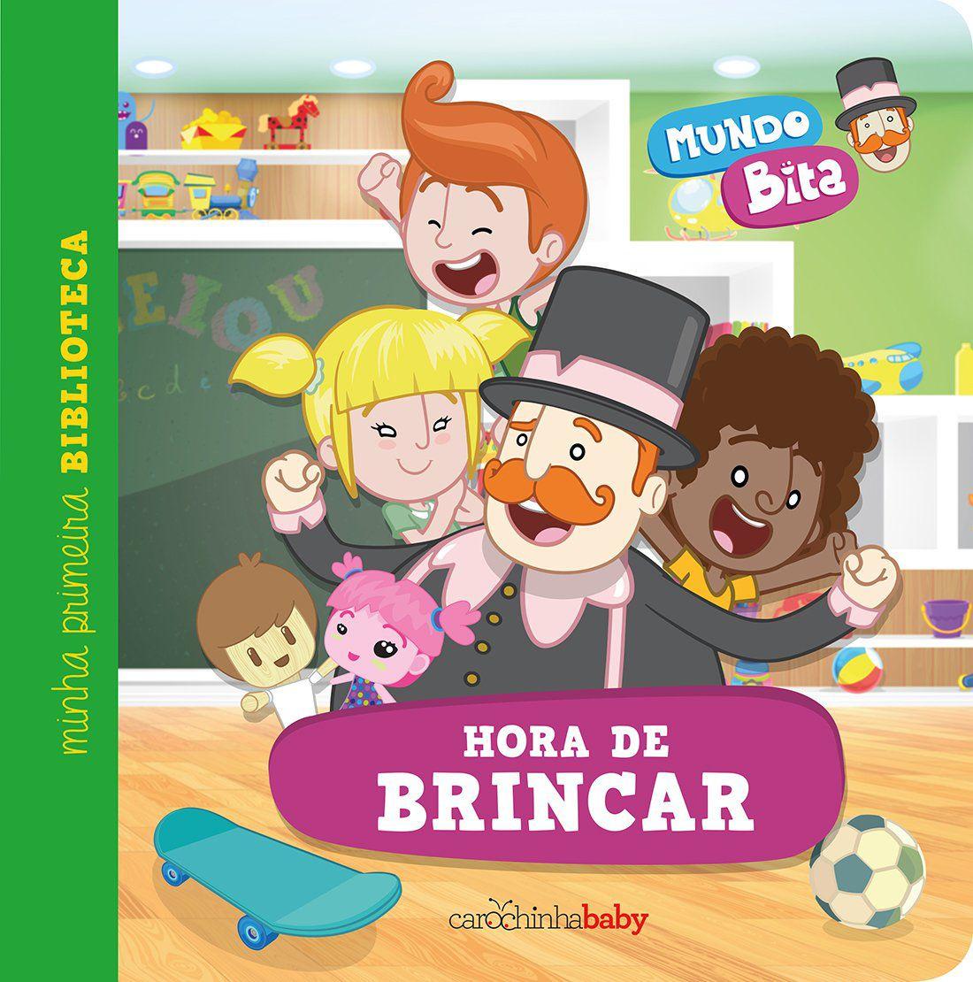 Hora de Brincar   - Lojinha do Bita