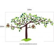 009 - Arvore Adesivo decorativo SUPER - Escolha o tamanho