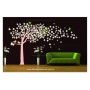 003 - Arvore Adesivo Decorativo ao Vento da Imaginação  tipo II