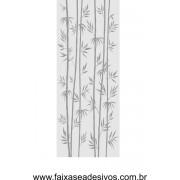 015 - Adesivo Decorativo Jateado Bamboo 2,20 x 0,90m
