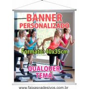 002B - Banner 40x35cm