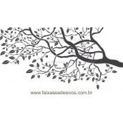 Adesivo Decorativo Galho de Arvore - R091