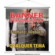 015B - Banner 60x60cm