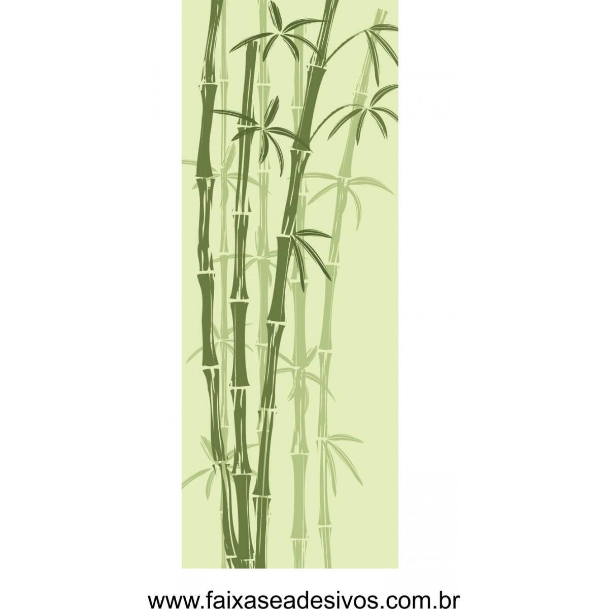 #889B30 011 Adesivo Jateado para vidro Bamboo 210x90cm FAC Signs  208 Janelas De Vidro Onde Comprar
