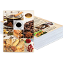 Flyer Couch� 10 x 14cm - 4x4 cor - 90g/m� - 5.000 pe�as