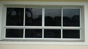 Película Adesiva/Window Filme Preto Fumê p/ Portas, Janelas, vidro e/ou box  (0,75 X 1 Metro)  - NEW CONTROL