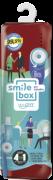 Kit Dental SmileBox OralGift Pro Trabalho New com estojo, fio, escova e creme dental cx. 12 un.