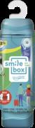 Estojo Dental SmileBox OralGift Pra Viajar Retrátil com estojo, fio, escova e creme dental