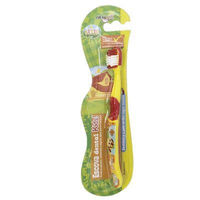 Escova de Dente Infantil Sítio do Picapau Amarelo