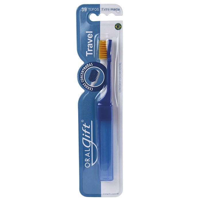 Escova de Dente OralGift Travel (desmontável - para viagem)
