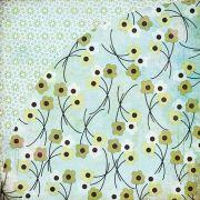 Papel - Kioshi / Water Lily - Basic Grey