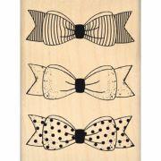 Carimbo Trois Petits Noeuds - Florilèges Design