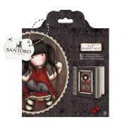 6 x 6´ Decoupage Card Kit - Gorjuss / GOR169118