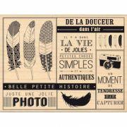 Carimbo Petites Choses Simples - Florilèges Design
