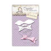 Die Magnolia - Modelo Groom Bow