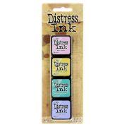 Carimbeira Mini Distress Ink Tim Holtz - Pad Kit 40347