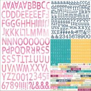 Adesivo So Fancy Expressions Cardstock Stickers / Simple Stories