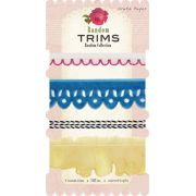 Random Trims / Random Collection - Crate Paper