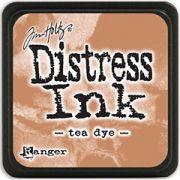 Carimbeira Distress Ink Tim Holtz Grande  - Tea Dye