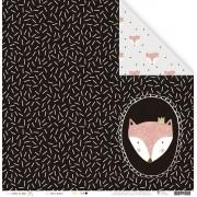 Papel Modelo Ame os Animais - Coleção Sonhos nos Alpes / Juju Scrapbook