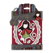Urban Stamps (10pcs) - Simply Gorjuss - Little Red