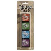 Carimbeira Mini Distress Ink Tim Holtz - Pad Kit 40323