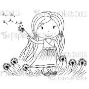 Carimbo Paper Nest Dolls - Modelo Dandelion Wishes