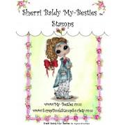 Carimbo My Besties - Modelo Pajama Time Pipa