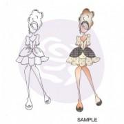 Carimbo Doll Prima Marketing - Modelo Mindy