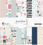 Coleção Quarentena Criativa - Kit Coordenado / JuJu Scrapbook