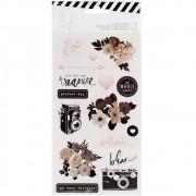 Enfeite Adesivo Clear Sticker You Are My Treasure - Heidi Swapp