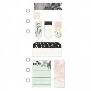 Coleção Beautiful - Carpe Diem  / Enfeite Mini Sticky Notes