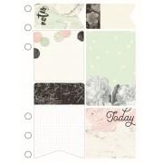 Coleção Beautiful - Carpe Diem / Enfeite Sticky Notes