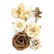 Flores Decorativas Amber Moon Modelo Aspen - Prima Marketing
