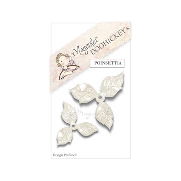 Die Magnolia - Modelo Christmas Poinsettias  - JuJu Scrapbook