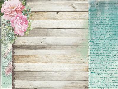 Papel Oh So Lovely / Woman - KaiserCraft  - JuJu Scrapbook