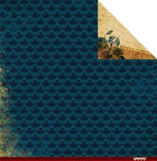 """Kit com 12 - Papel """"Coleção de Memórias"""" - Coleção Família para Sempre / JuJu Scrapbook  - JuJu Scrapbook"""