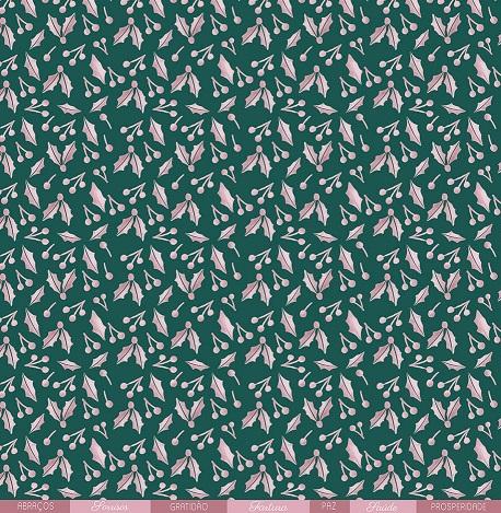 Papel Modelo Paz e Gratidão - Coleção Noite Feliz / Juju Scrapbook  - JuJu Scrapbook