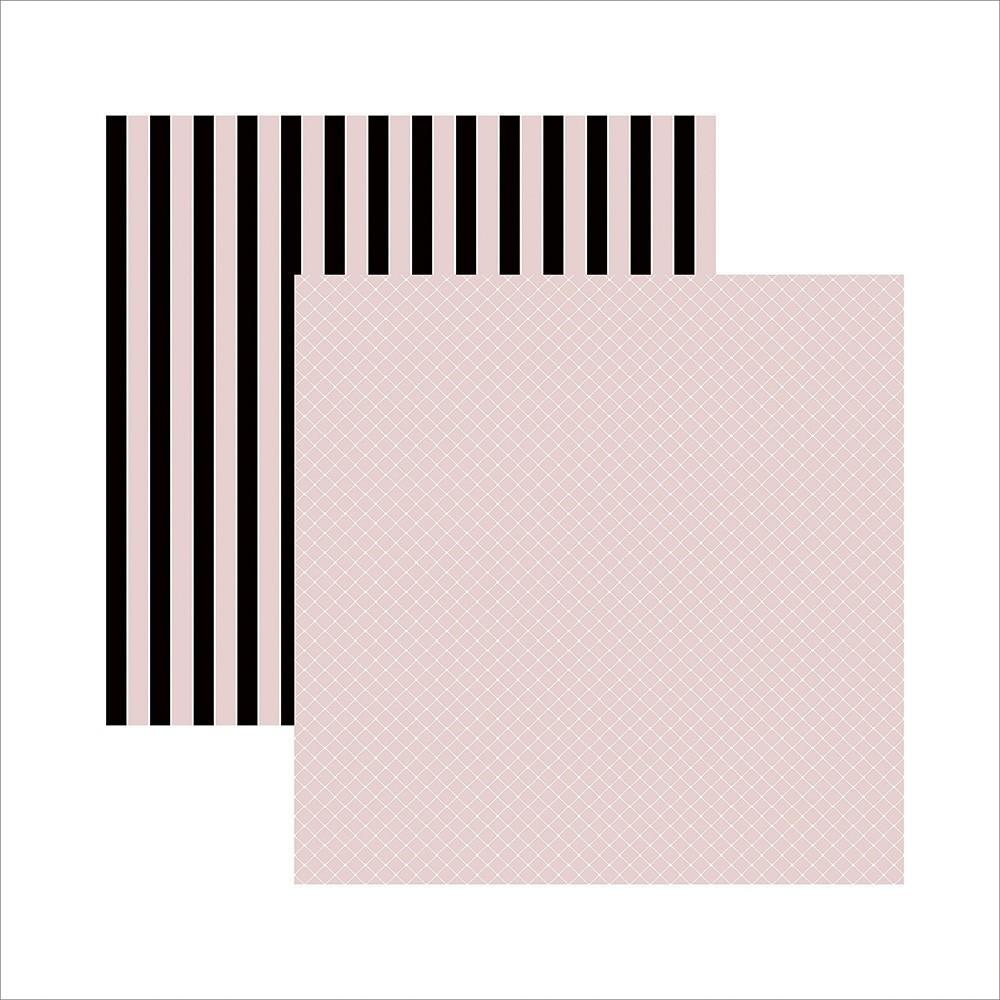 Papel Inspiração Paris - Estampas - By Mariceli Massuci / Toke e Crie  - JuJu Scrapbook