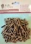 Cartela de Enfeites Modelo Sopa de Letrinhas - Coleção Todo Momento Importa / JuJu Scrapbook