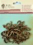 Cartela de Enfeites Sopa de Números - Coleção Todo Momento Importa / JuJu Scrapbook