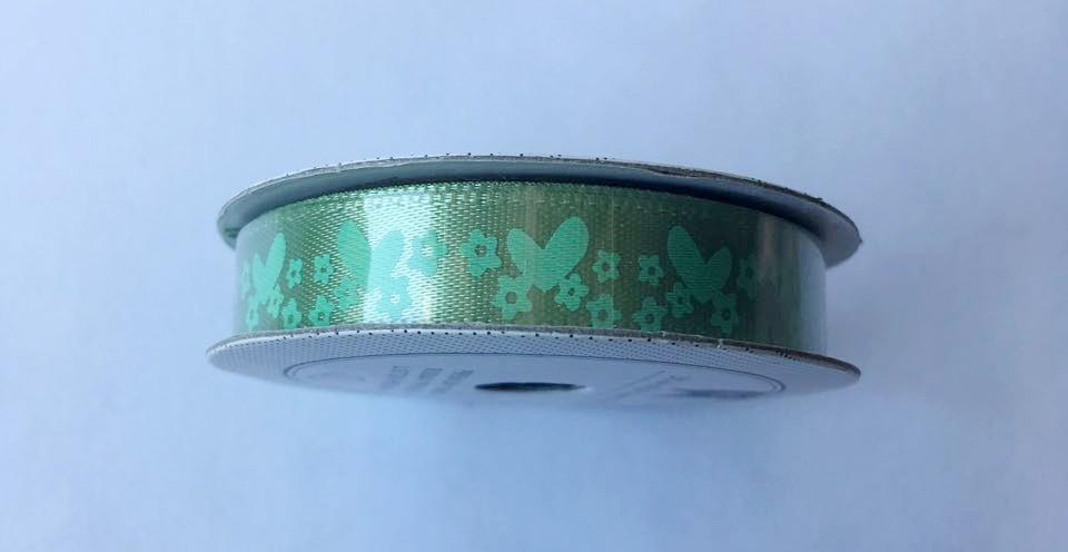 Fita Premium Ribbon Corações & Flores - American Crafts   - JuJu Scrapbook