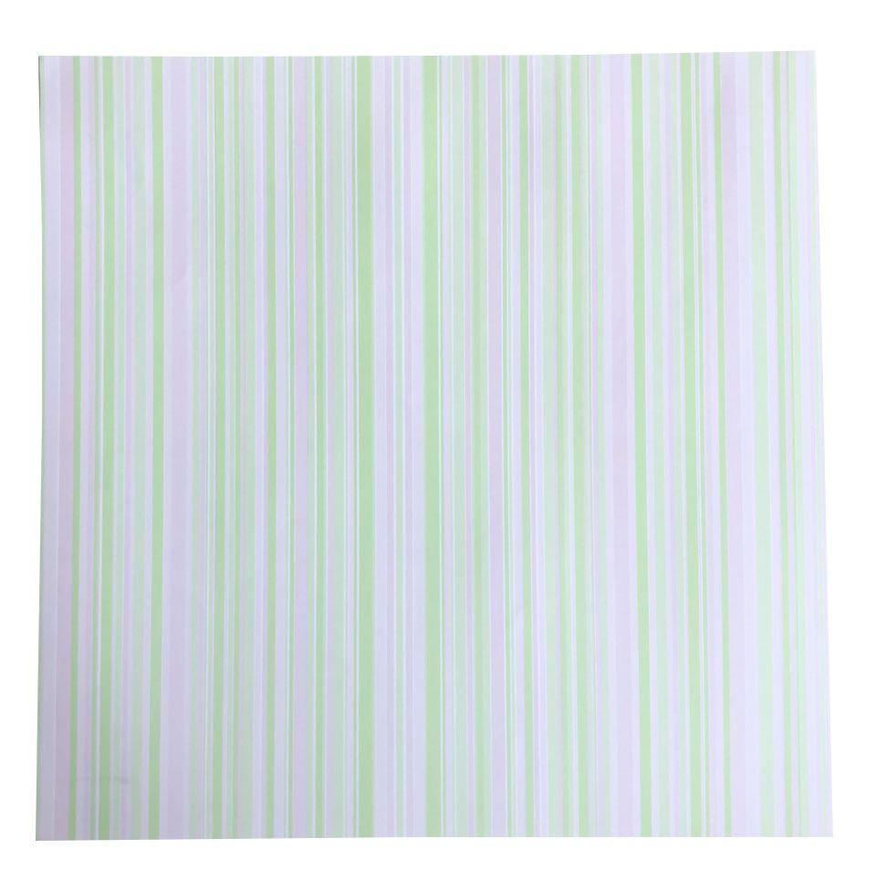 Papel Kiwi & Lavanda Listrinhas - PaperChase  - JuJu Scrapbook