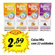 Luminus Life sabores variados 200ml (27 unidades)