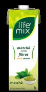 CHÁ MATCHÁ COM FIBRAS - LIFE MIX - 1L