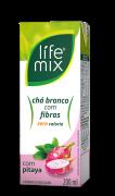 CHÁ BRANCO SABOR PITAYA COM FIBRAS - LIFE MIX - 200ml